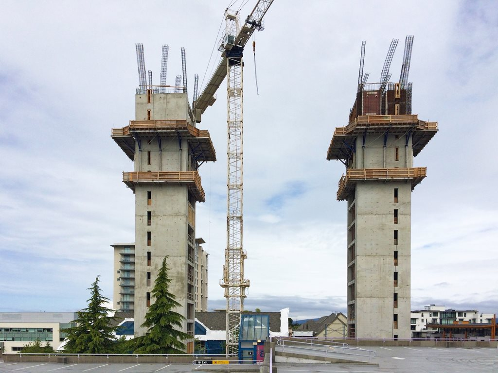 Pacific Truss - Tallest Timber Tower Vancouver