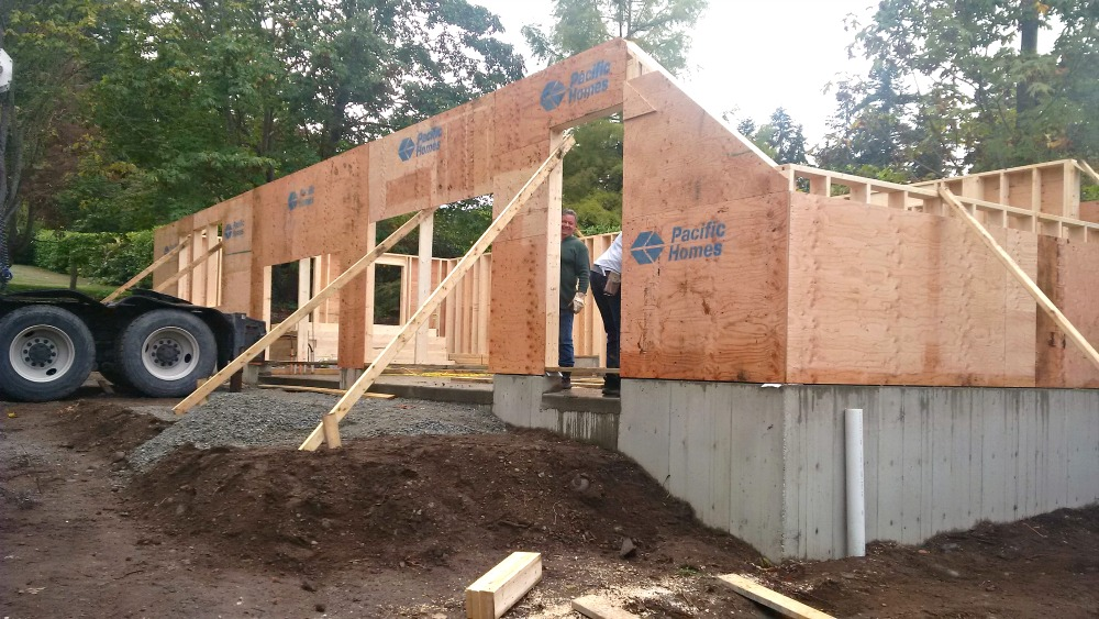 Pacific Truss - Prefab Walls and Trusses